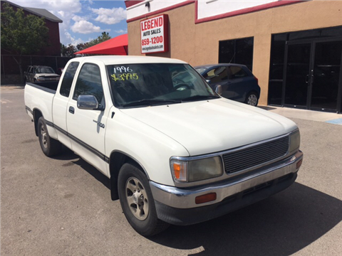 1996 Toyota T100 for sale in El Paso, TX