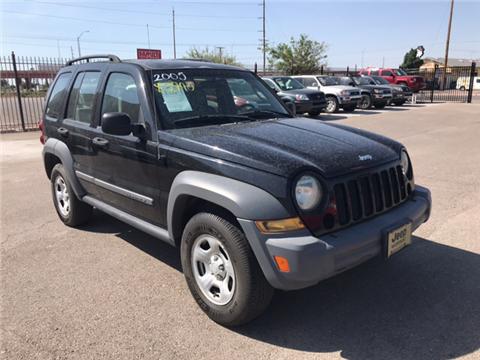 2005 Jeep Liberty for sale in El Paso, TX