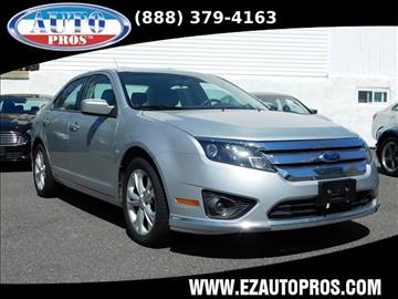 2012 Ford Fusion for sale in Philadelphia, PA