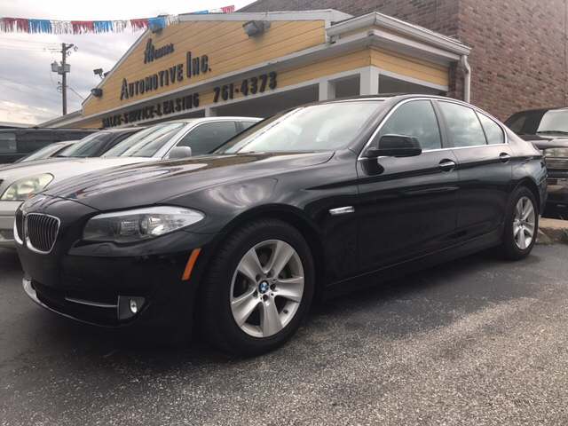 2013 BMW 5 Series 528i xDrive AWD 4dr Sedan - Cincinnati OH