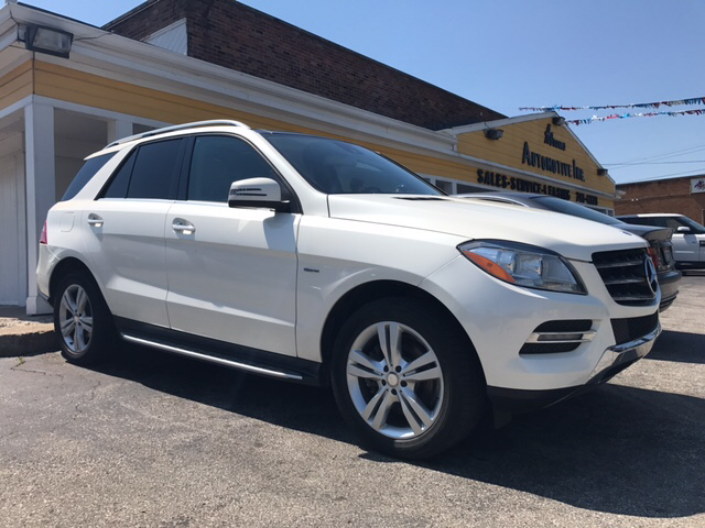2012 Mercedes-Benz M-Class AWD ML 350 4MATIC 4dr SUV - Cincinnati OH