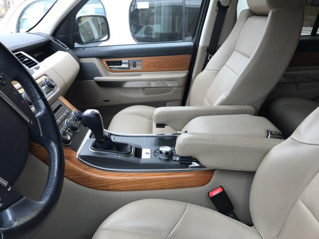 2011 Land Rover Range Rover Sport HSE 4x4 4dr SUV - Cincinnati OH