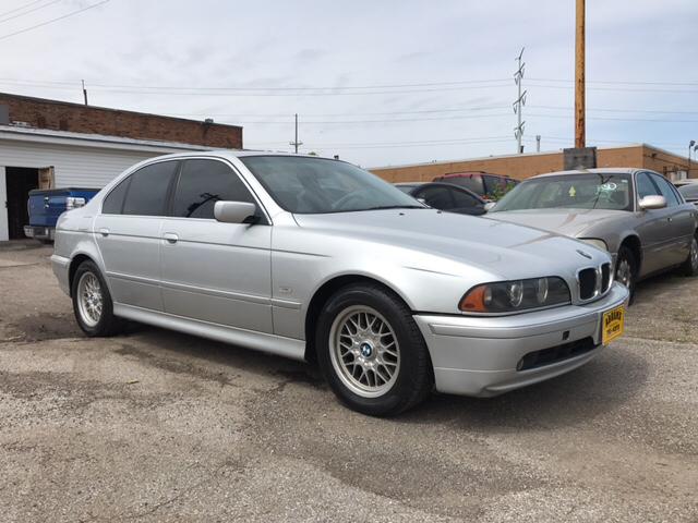 2001 BMW 5 Series 525i 4dr Sedan - Cincinnati OH