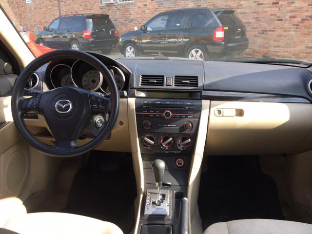 2008 Mazda MAZDA3 i Sport 4dr Sedan 4A - Cincinnati OH
