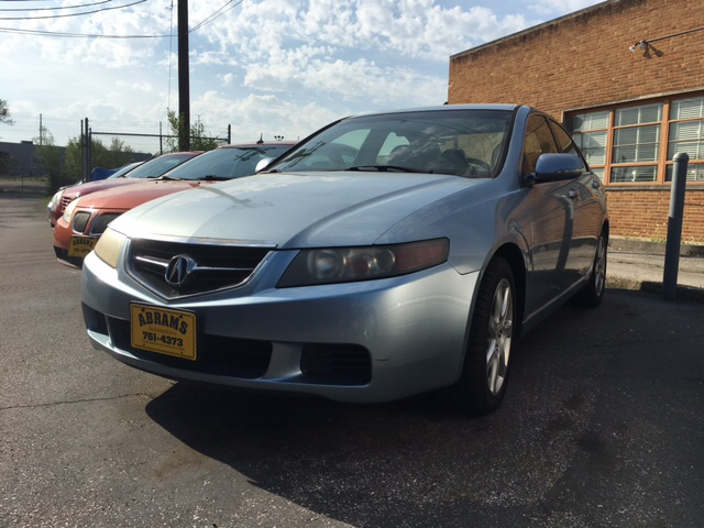 2004 Acura TSX Base 4dr Sedan - Cincinnati OH