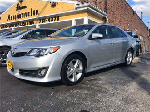 2012 Toyota Camry for sale in Cincinnati, OH