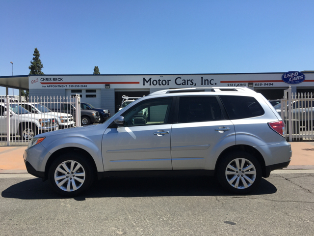2013 subaru forester awd 2 5x touring 4dr wagon in tulare for Motor cars tulare ca