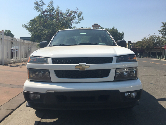 2012 Chevrolet Colorado 4x2 2dr Regular Cab - Tulare CA