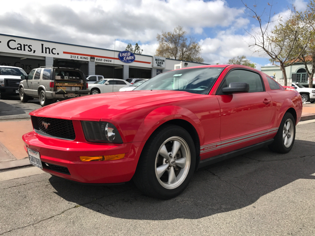 2006 Ford Mustang V6 Deluxe 2dr Coupe - Tulare CA