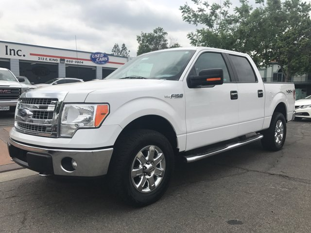 2014 Ford F-150 XLT 4x4 4dr SuperCrew Styleside 5.5 ft. SB - Tulare CA