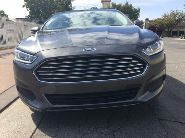 2015 Ford Fusion SE 4dr Sedan - Tulare CA