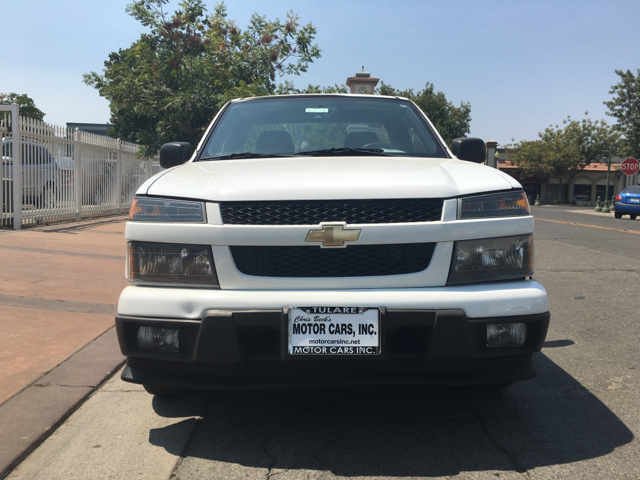 2012 Chevrolet Colorado Work Truck 4x2 2dr Regular Cab - Tulare CA