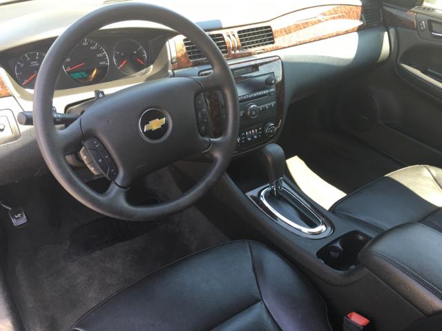 2015 Chevrolet Impala Limited LTZ Fleet 4dr Sedan - Tulare CA