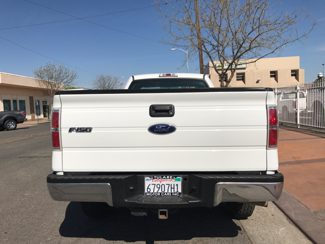 2013 Ford F-150 XL 4x2 2dr Regular Cab Styleside 8 ft. LB - Tulare CA