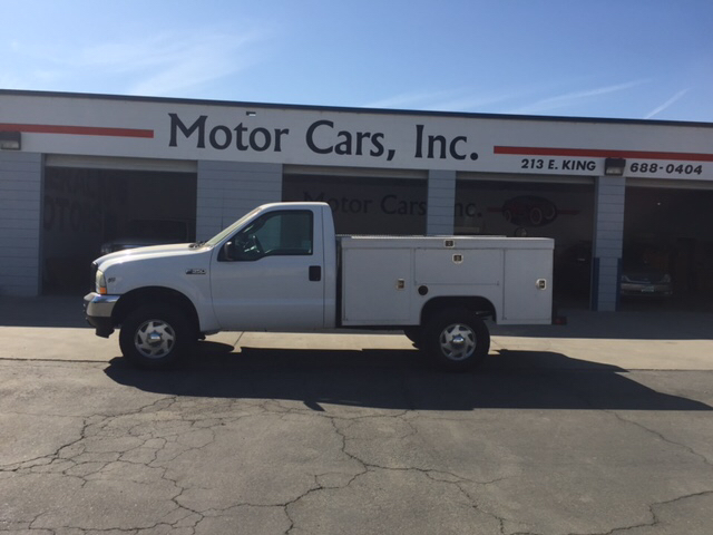 Used ford trucks for sale in tulare ca for Motor cars tulare ca