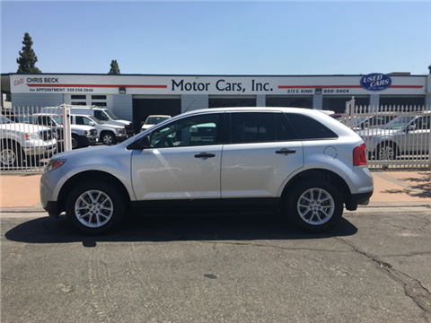 Ford for sale in tulare ca for Motor cars tulare ca