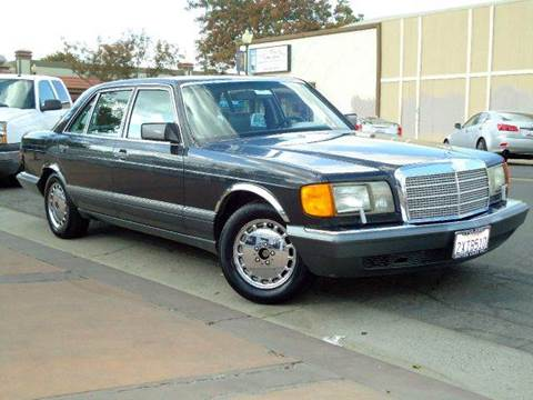 1991 Mercedes-Benz 420-Class
