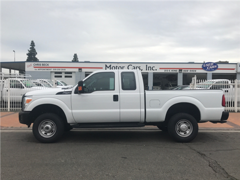 2015 Ford F-250 Super Duty for sale in Tulare, CA
