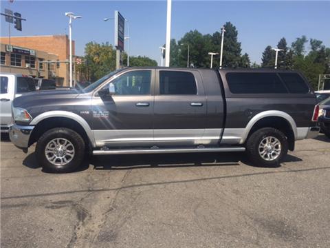 2014 RAM Ram Pickup 2500 for sale in Billings, MT