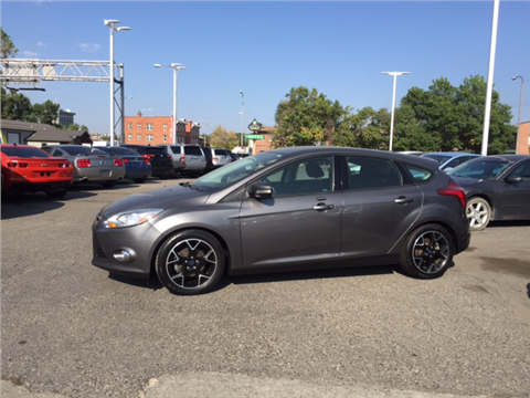 2014 Ford Focus for sale in Billings, MT