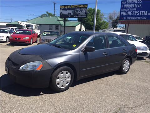 2004 Honda Accord for sale in Billings, MT