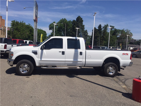 2008 Ford F-250 Super Duty for sale in Billings, MT