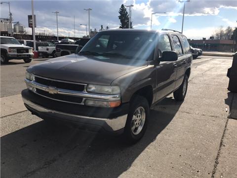 2003 Chevrolet Tahoe for sale in Billings, MT