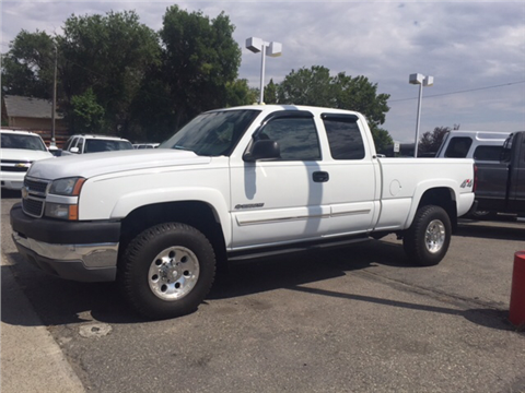 2005 Chevrolet Silverado 2500HD for sale in Billings, MT
