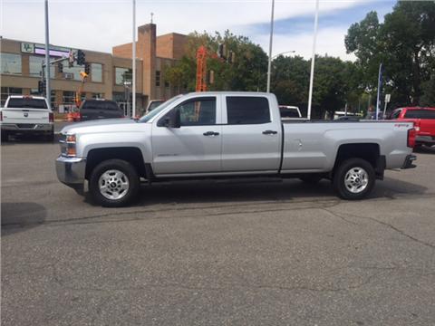 2015 Chevrolet Silverado 2500HD for sale in Billings, MT
