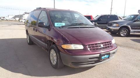 1999 Plymouth Grand Voyager for sale in Rapid City, SD