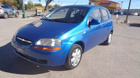 2008 Chevrolet Aveo for sale in Rapid City, SD