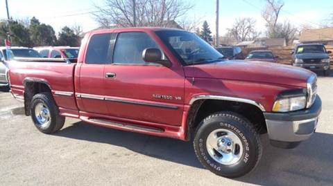 Dodge ram for sale south dakota for Creek wood motor company