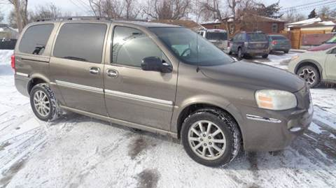 2005 Buick Terraza for sale in Rapid City, SD
