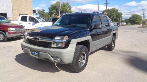 2002 Chevrolet Avalanche for sale in Rapid City, SD