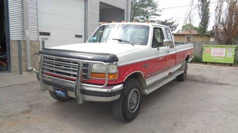 1993 Ford F-250 for sale in Rapid City, SD