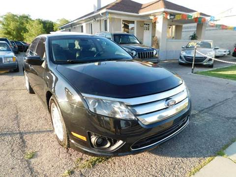 2011 Ford Fusion for sale in Murry, UT