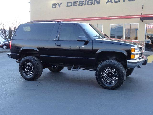 2 Door Tahoe For Sale Craigslist >> 1996 Chevrolet Tahoe Lt Rare 2 Door 1500 4wd For Sale | Autos Post