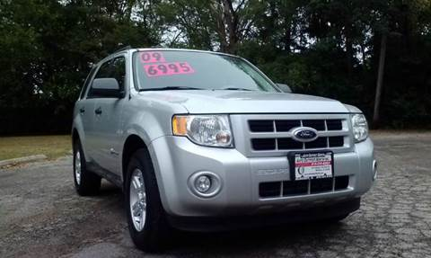 2009 Ford Escape Hybrid for sale in Mchenry, IL
