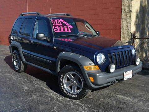 2006 Jeep Liberty for sale in Mchenry, IL