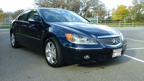 2005 Acura RL for sale in Mchenry, IL