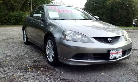 2005 Acura RSX for sale in Mchenry, IL