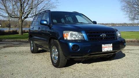 2007 Toyota Highlander for sale in Mchenry, IL
