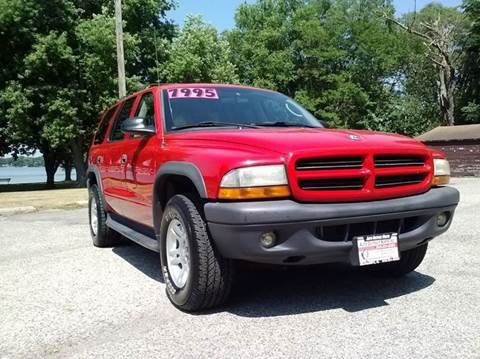 2003 Dodge Durango For Sale Illinois Carsforsale Com