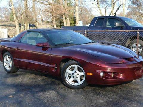 2000 Pontiac Firebird for sale in Mchenry, IL
