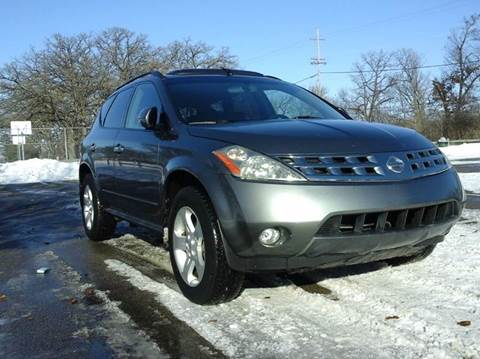 2005 nissan murano for sale. Black Bedroom Furniture Sets. Home Design Ideas