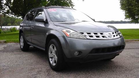2005 Nissan Murano for sale in Mchenry, IL