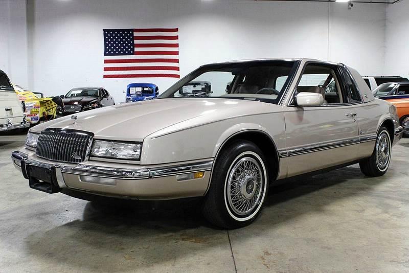1990 Buick Riviera For Sale Carsforsale Com