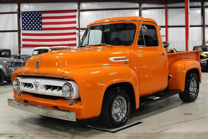 1953 ford f 100 for sale in nampa id. Black Bedroom Furniture Sets. Home Design Ideas