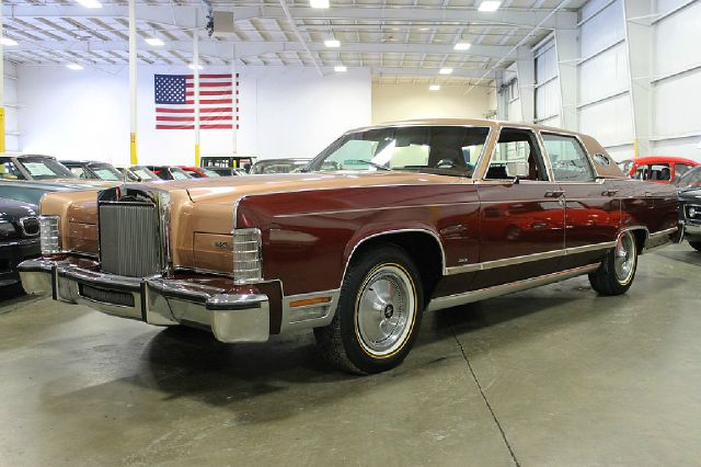 Used 1979 Lincoln Continental For Sale