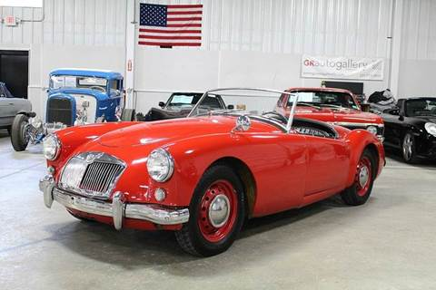 1958 MG MGA for sale in Grand Rapids, MI